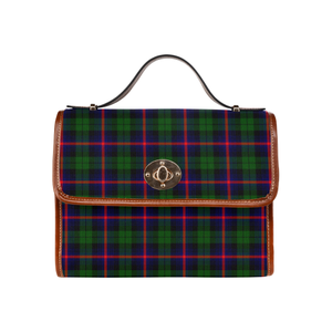 Urquhart Modern Tartan Plaid Canvas Bag | Online Shopping Scottish Tartans Plaid Handbags