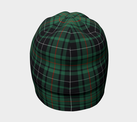 Image of MacAulay Hunting Ancient Tartan Clan Crest Beanie Hj4