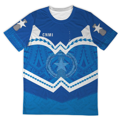 Northern Mariana Islands T-Shirt - Warriors Style