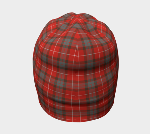 Image of Fraser Weathered Tartan Clan Crest Beanie Hj4