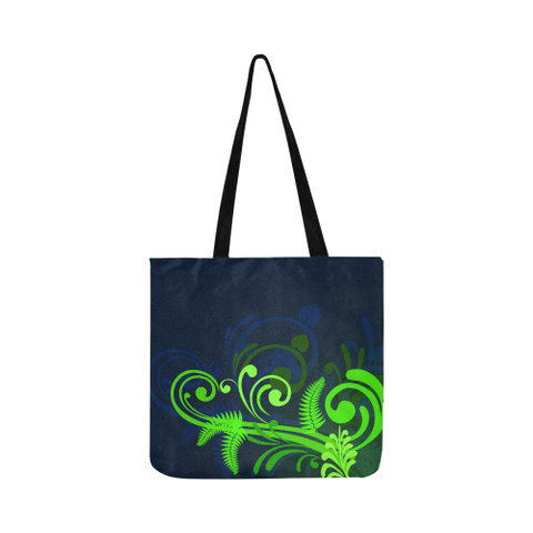 Special Edition of New Zealand Fern - Fern Reusable Shopping Bag