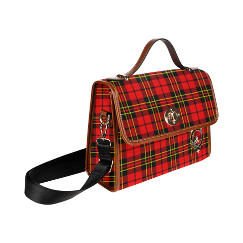 Tartan Canvas Bag - Brodie Clan | Waterproof Bag | Scottish Bag