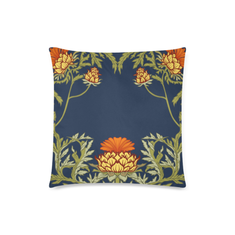 Image of Thistle 11 Zippered Pillow Cases A1 | 1sttheworld.com
