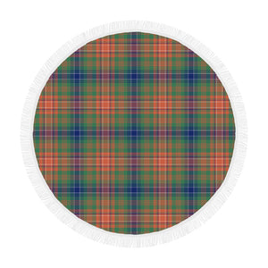 WILSON ANCIENT TARTAN BEACH BLANKET th8