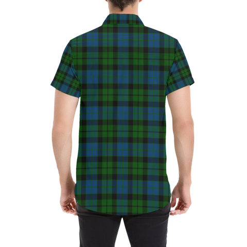 Tartan Shirt - Mackay Modern | Exclusive Over 300 Clans and 500 Tartans