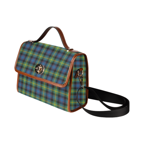 Watson Ancient Tartan Plaid Canvas Bag | Online Shopping Scottish Tartans Plaid Handbags