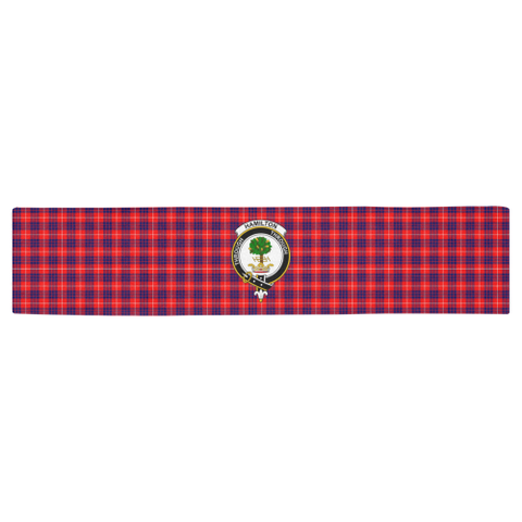 Hamilton Modern Tartan Table Runner - BN