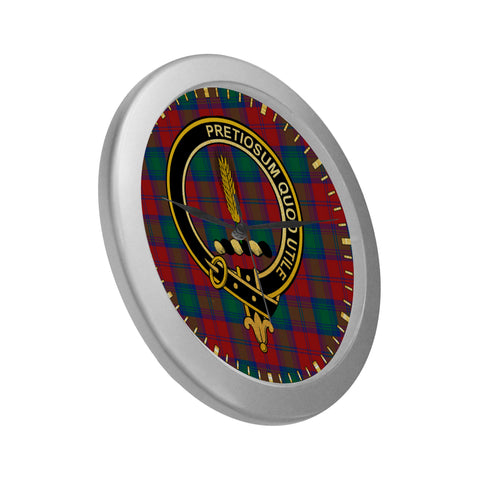 AUCHINLECK OR AFFLECK CLAN TARTAN WALL CLOCK A9