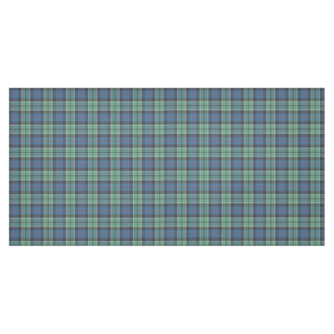 Leslie Hunting Ancient Tartan Tablecloth |Home Decor