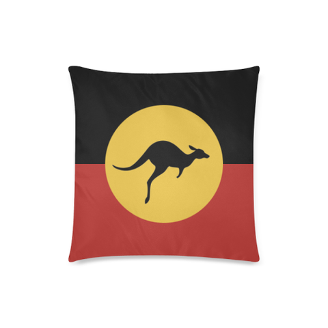 Aboriginal Flag Pillow Covers Nn6