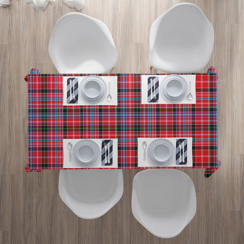 Aberdeen District Tartan Tablecloth |Home Decor