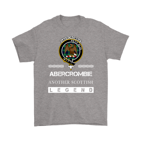 Image of Abercrombie Scottish Legend T-shirt And Hoodie | Scotland Clothing | Hot Sale