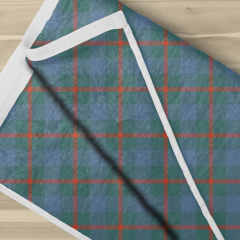 Image of Agnew Ancient Tartan Towel Clan Badge NN5