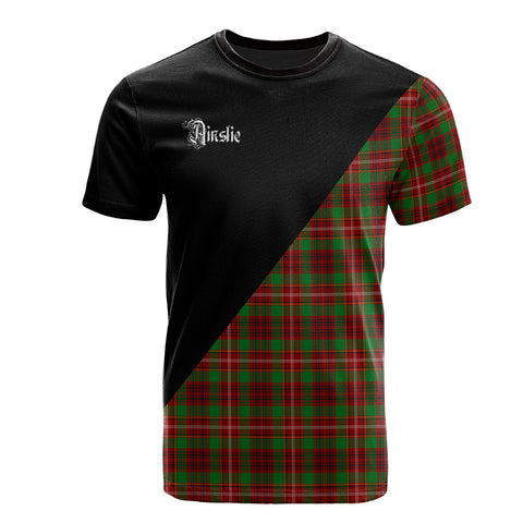 Image of Ainslie Clan Military Logo T-Shirt