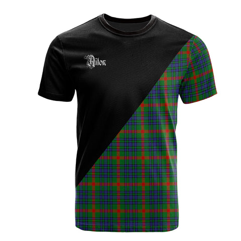 Aiton Clan Military Logo T-Shirt