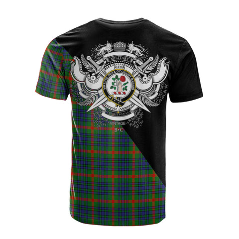 Aiton Clan Military Logo T-Shirt K23