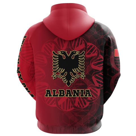 Albania Is In My DNA Hoodie K5