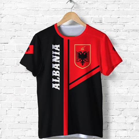 Image of Albania T-Shirt Streetwear Style
