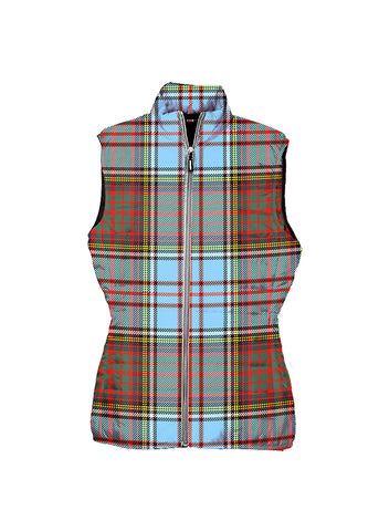 Image of Anderson Ancient Tartan Puffer Vest for Men and Women K5