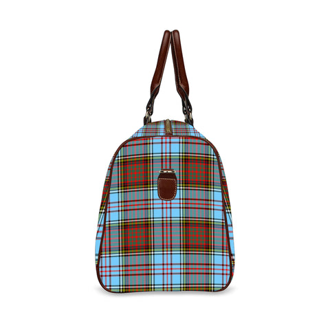 Tartan Canvas Bag - Anderson Ancient | Scottish Travel bag | 1sttheworld