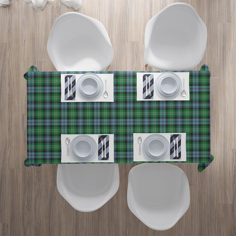 Arbuthnot Ancient Tartan Tablecloth |Home Decor