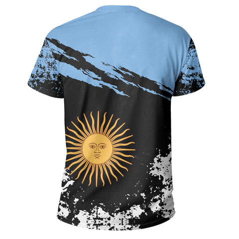 Argentina T Shirt Customized K5