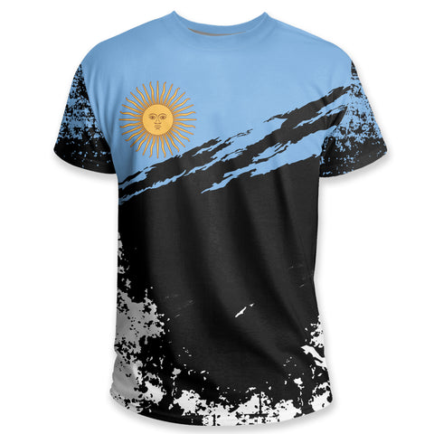 Image of Argentina T Shirt Customized K5