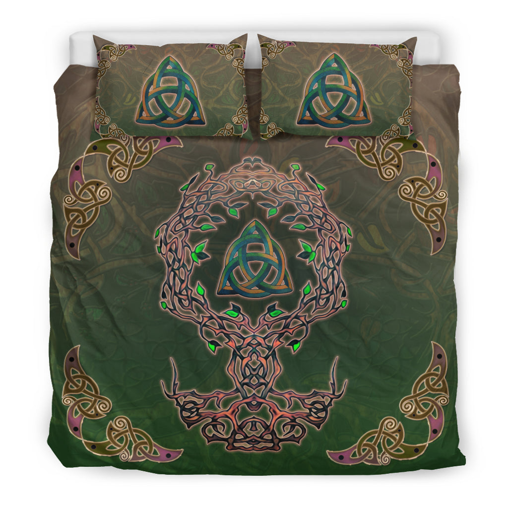 Celtic Tree Of Life Bedding Set J7