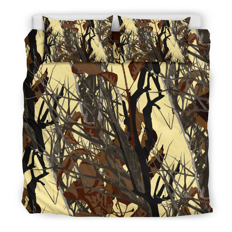 Camo Bedding Set - Camo Pattern 02 - BN07