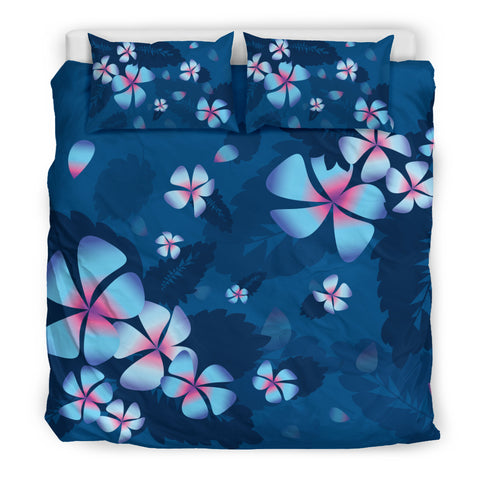 Guam bedding set- Plumeria duvet cover NN8