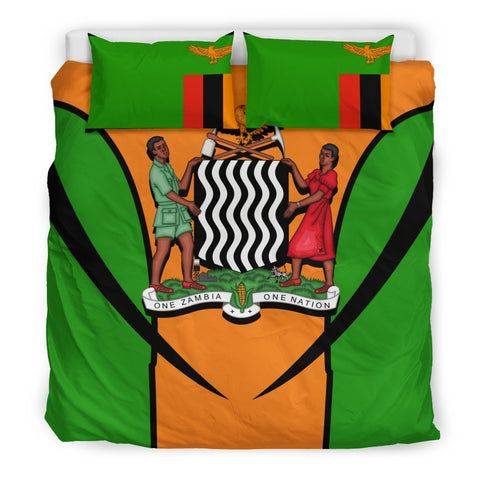 Zambia Bedding Set Active | Clothing | Love The World