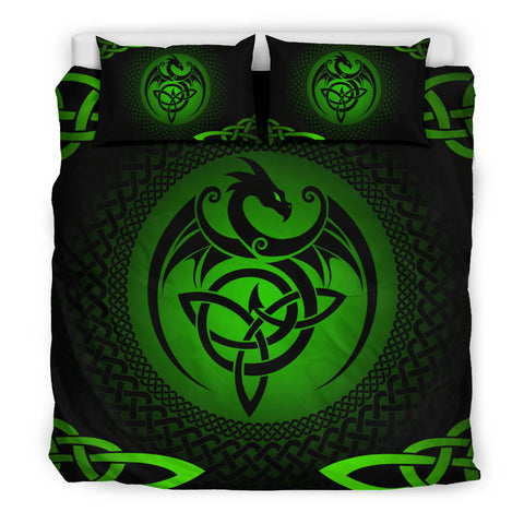 Celtic Dragon Bedding Set