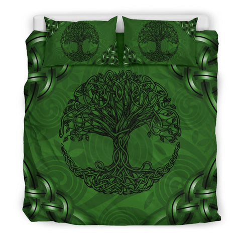 Celtic Bedding Set - Celtic Tree | Clothing