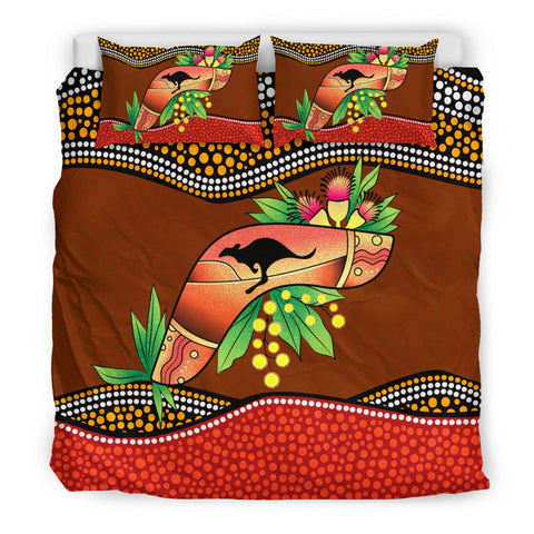 Australia Bedding Set - Aboriginal Heritage | Home Set