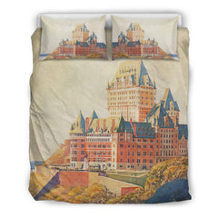 Canadian Pacific Duvet Cover K2