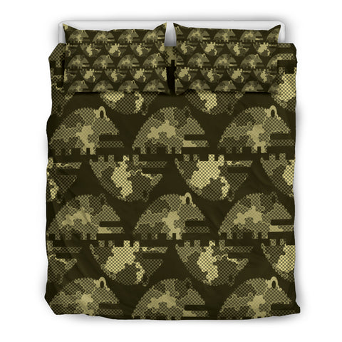 Camo Bedding Set - Camo Pattern 01 - BN07