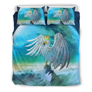 Poland Bedding Set - Polish Eagle King H5