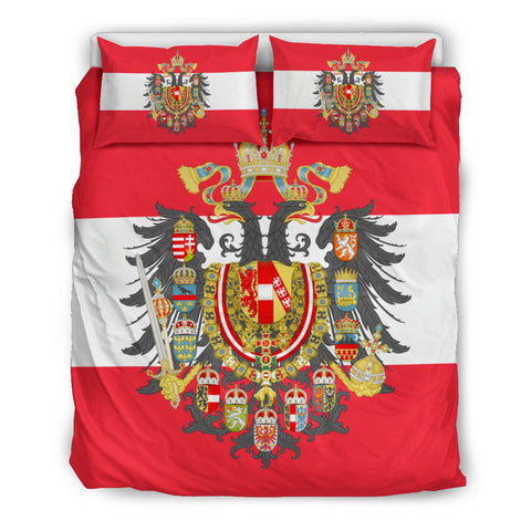 Austria Coats of Arms Bedding Set H4