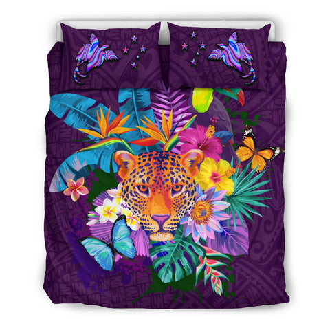 Papua New Guinea Leo Bedding Set - BN09