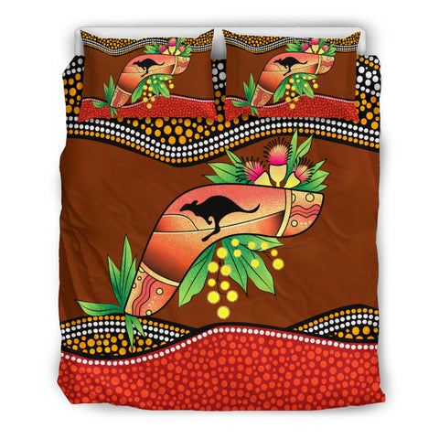 Australia Bedding Set - Aboriginal Heritage | Home Set | 1sttheworld