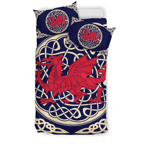 Welsh Dragon 03 Bedding Set - BN02