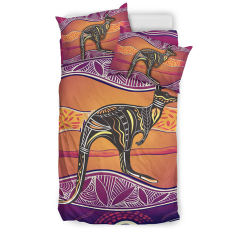 AUSTRALIA KANGAROO BEDDING SETS H9