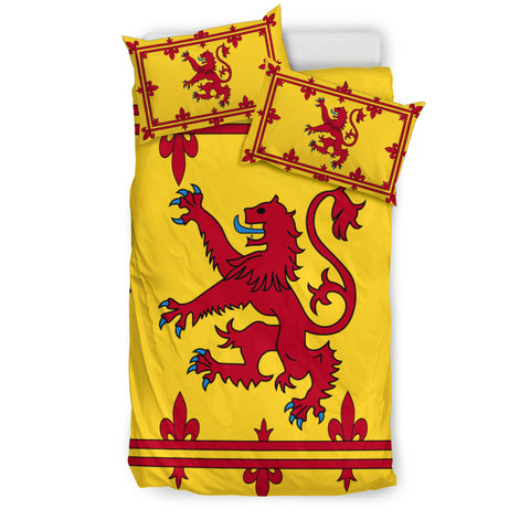Scotland Duvet Cover - Scottish Lion A4