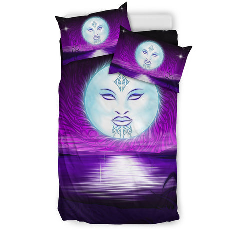 Image of Maori Goddesses Bedding Set K4