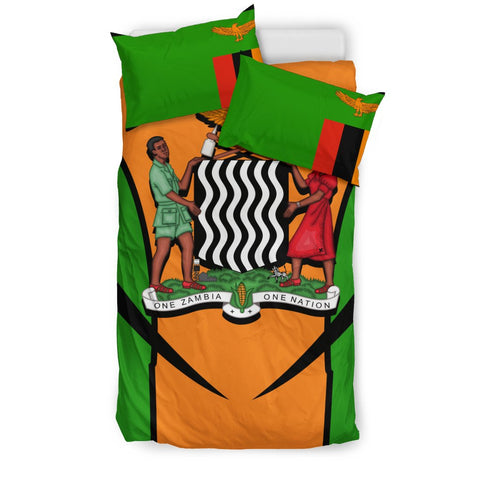 Zambia Bedding Set Active A11