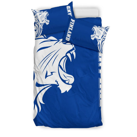 Image of The Lion In Finland Bedding Sets - BN12