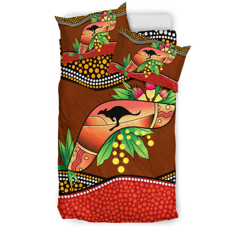Australia Bedding Set - Aboriginal Heritage