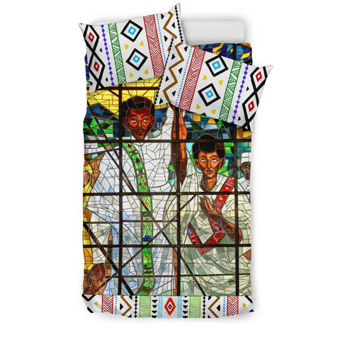 Image of Ethiopia Bedding Set, Ethiopian Orthodox
