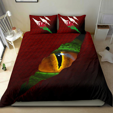 Welsh Bedding Set - Dragon Eyes | Love The World