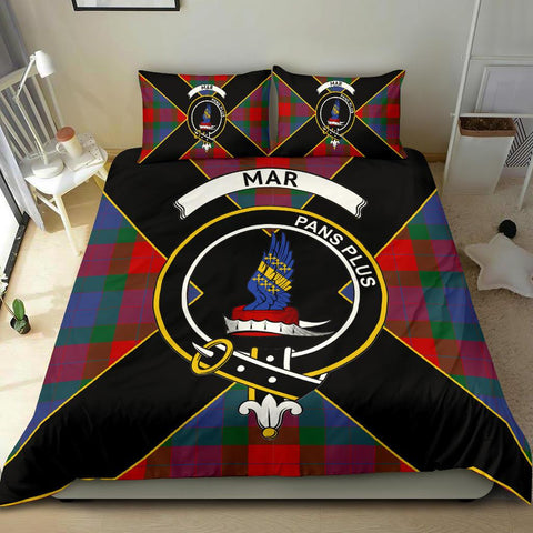 Mar Tartan Duvet Cover Set - Luxury Style - BN
